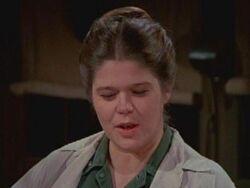 Lois Foraker as Nurse Able