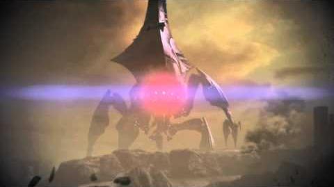 Mass Effect 3 - Reaper VS Kalros