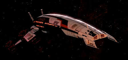 Mass Effect Normandy SR2