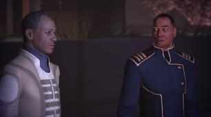 Ambasador Udina i Kapitan Anderson