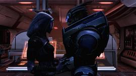 """Eres tan mala... y eso me gusta."""