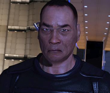 David Anderson | Mass Effect Wiki | Fandom powered by Wikia