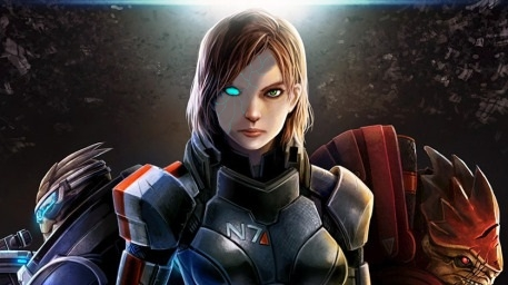File:Cyborg Shepard - ME1, edited Fanart.jpg