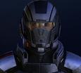 ME3 N7 breather helmet