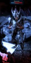 ME3 combat - marauder shields 2.0
