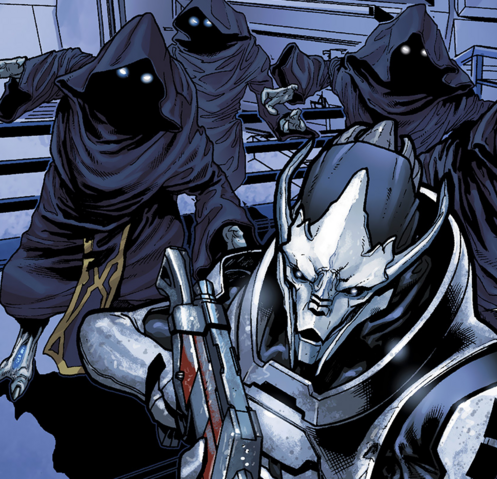 File:Saren and his personnal husks.png