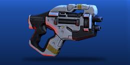 ME3 Talon Heavy Pistol
