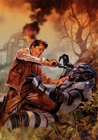 Mass Effect Evolution art