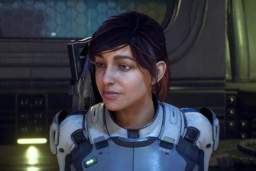 Sara Ryder (MR)