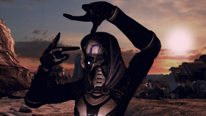 Rannoch - tali claims the land