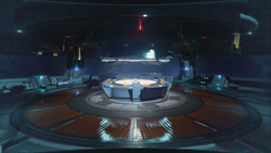 Tempest meeting room (briefing)