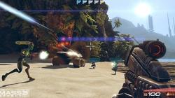 Mass Effect Team Assault gameplay