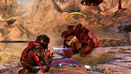 Gameplay-monster-hunting