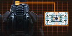 ME2 research - biotic cooldown