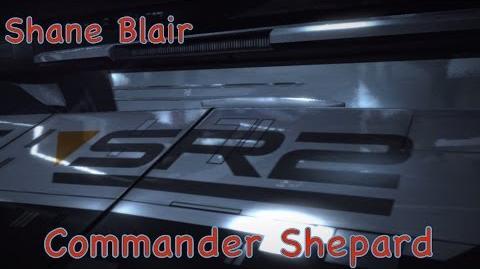 Commander Shepard (Mass Effect Song)