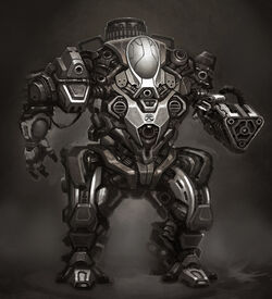 Yuan SPRobotSoldier