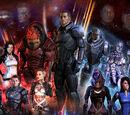 Shepard's squad (MR)