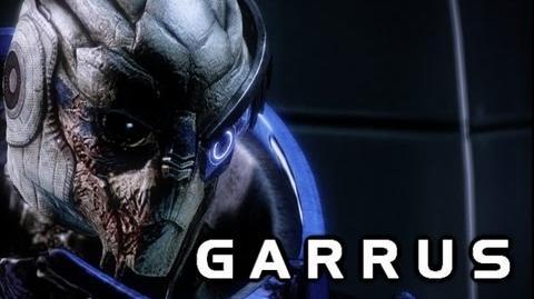 Garrus Vakarian The Dark Knight of Omega (Mass Effect Tribute)