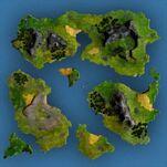 Map new paradise