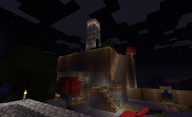 File:Dovahkiin Light House at Night.png