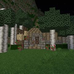 OctoberGwen's cottage