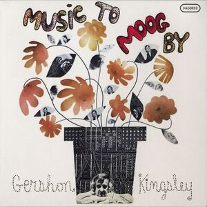 Music To Moog By - Gershon Kingsley