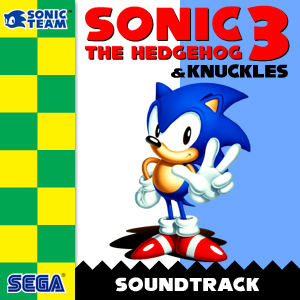 Sonic the Hedgehog 3 Original Soundtrack - SEGA