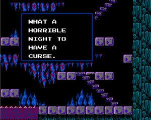 Castlevania II Simon's Quest