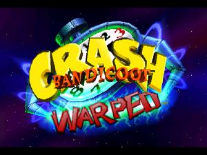 Crash Bandicoot 3 Warped