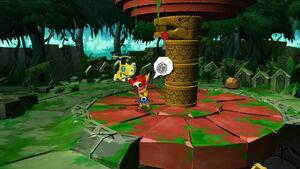 Zack & Wiki Quest for Barbaros' Treasure