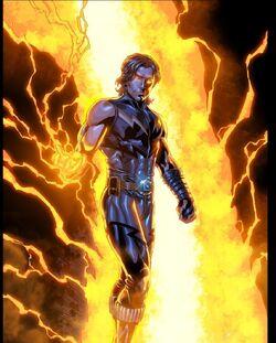 Lightning lad by xxnightblade08xx-d2yxdx2