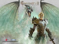 Human-and-dragon