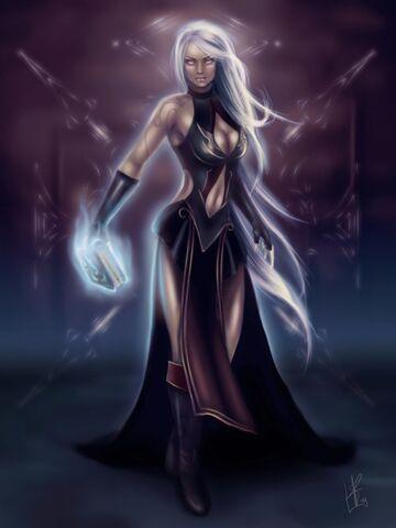 File:Asmodian Sorceress by Anathematixs.jpg