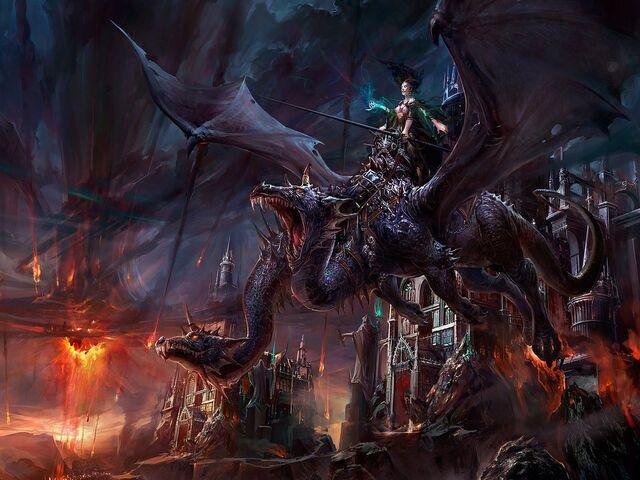 File:Dragon Princess Wallpaper 8wjng.jpg
