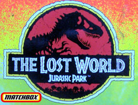 The Lost World (Matchbox logo)