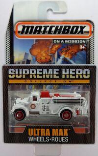 SUPREME HERO 63 Mack B Fire Truck