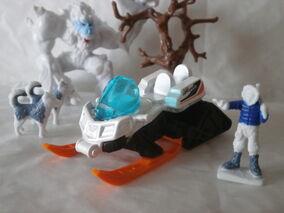 Snow Ripper 2014-Cast