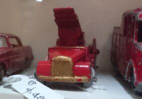 Dennis Fire Engine (9-B)