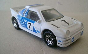Ford RS 200 (1987)