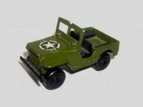 Jeep (1976 set)