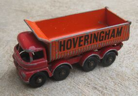 Hoveringham Tipper (No 17)