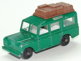 6512 Land Rover Safari