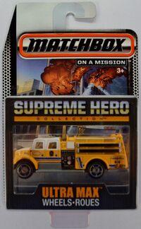 SUPREME HERO International Pumper
