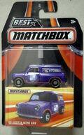 Best of Matchbox 2016 Austin Mini Van