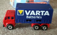 Mercedes Container Truck (VARTA)