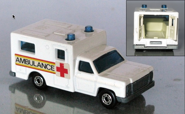 ambulance  matchbox cars wiki fandom powered  wikia