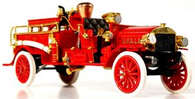 1911 Mack Fire Pumper (1)