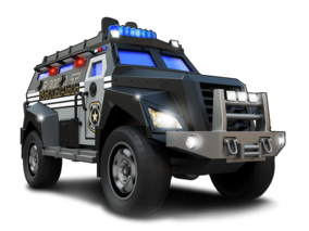 SWAT Truck-casting
