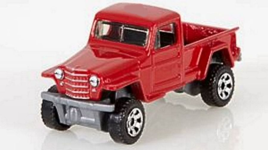 Jeep Willys 4x4 Matchbox Cars Wiki Fandom Powered By Wikia