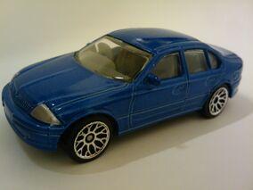 Ford Falcon blue